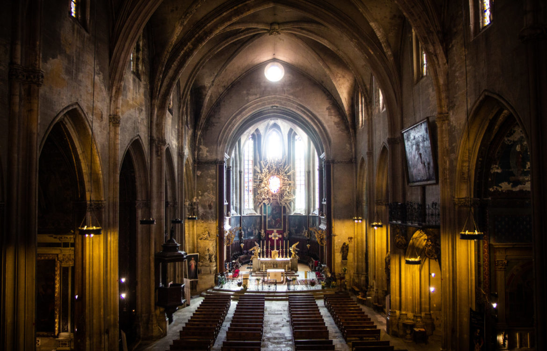 Art architectural religieux